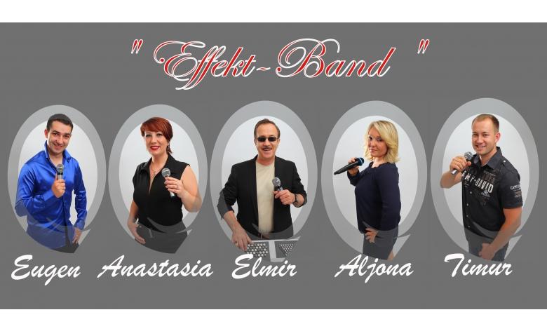 Effekt-Band - Tamada, Russische Hochzeitsband - Dortmund