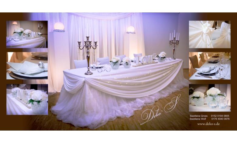Deko´S Hochzeitsdekorateure Hochzeitsfloristik Nordrhein-Westfalen
