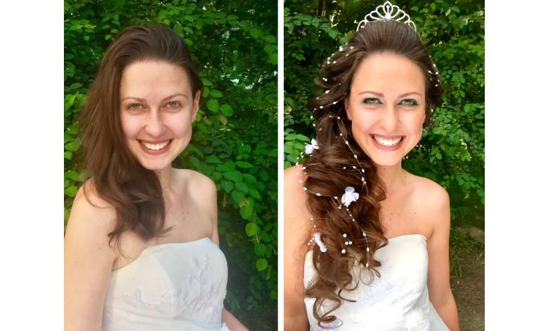 Make Up Artist Hochzeit Brautfrisuren Hochzeits Make Up Leipzig