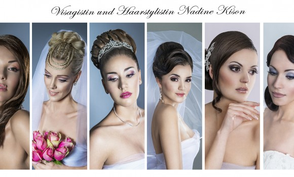 Make Up Hairstyling Brautfrisuren Waghausel